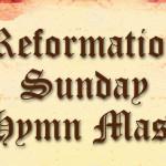 Reformation Sunday blog copy